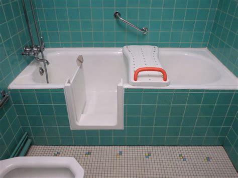 baignoire avec porte 233 tanche 100 le bain s 233 curit 233