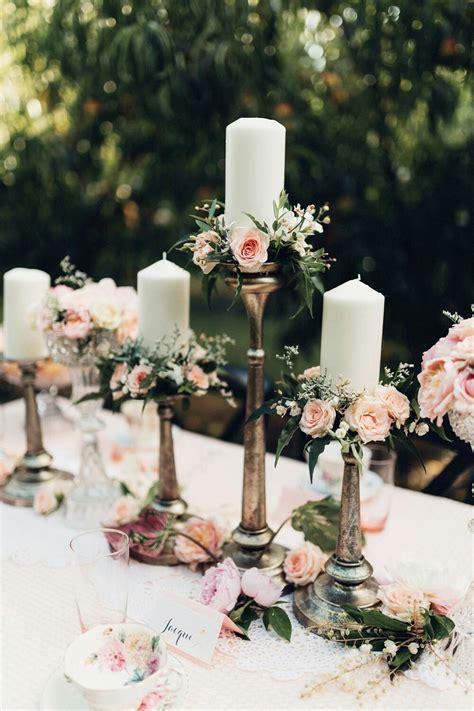 Pretty In Pink Garden Wedding Blush Wedding Ideas