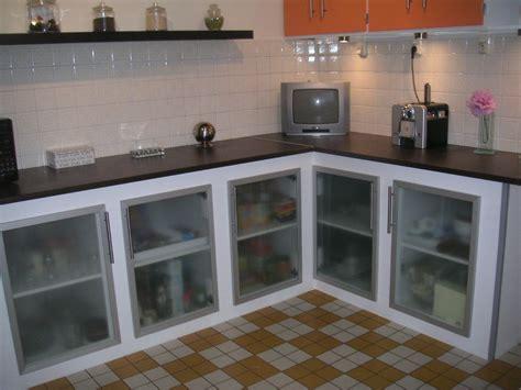 cuisine en bloc maçonnerie construire un mur en béton cellulaire