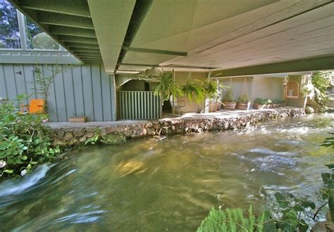 Bridge House Home Across A by Promoteinterior Amazing House Built Across A River