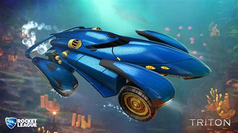 A Picture Of A Cool Car Rocket League Gamespot