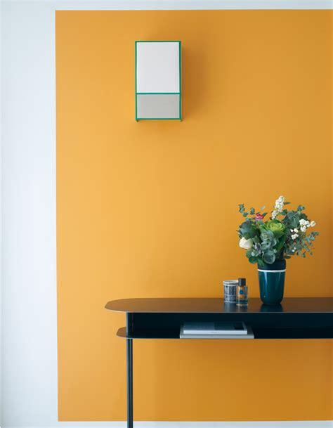 peindre une chambre avec deux couleurs fabulous deux peintures pour vitaminer le mur with peindre