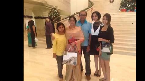 actress lakshmi daughter aishwarya actress lekshmi with daughter aishwarya family youtube