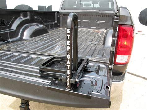 convert  ball step gate universal truck tailgate step