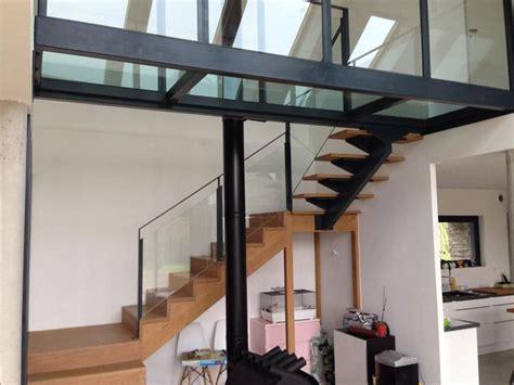 escalier et mezzanine mb creation