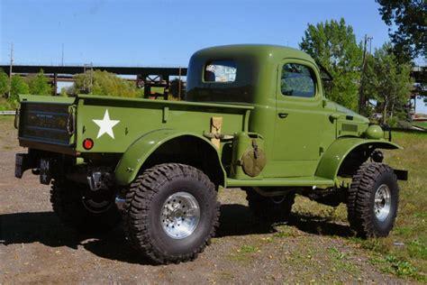 1941 Dodge Custom 4x4 Pickup 161260