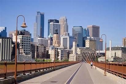 Minneapolis Skyline Minnesota Wallpapers History Desktop Mn