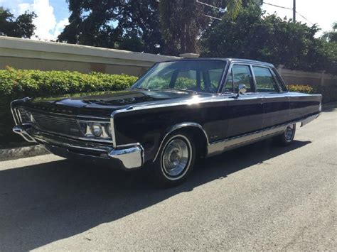 For Sale New by 1966 Chrysler New Yorker For Sale