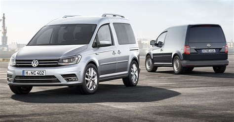 volkswagen caddy 2016 volkswagen caddy revealed photos 1 of 15