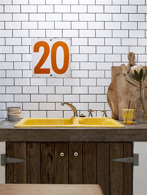 yellow kitchen sink the shutterbugs fiona galbraith sfgirlbybay 1220