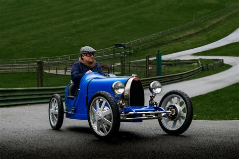 The cars were known for their design beauty and for their many race victories. Bugatti Baby II Gets the Bugatti Owners' Club Stamp of Approval   The Little Car Company