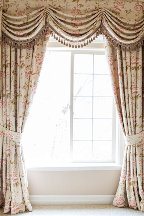 debutante austrian swags style swag valance curtain set