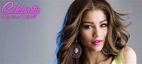 Zendaya Height, Workout Routine And Body Measurements