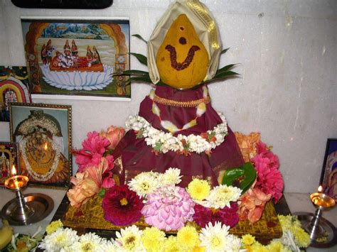 varalakshmi vratham 2015 decoration ideas varalakshmi vratham kalash decoration pics2 lovely telugu