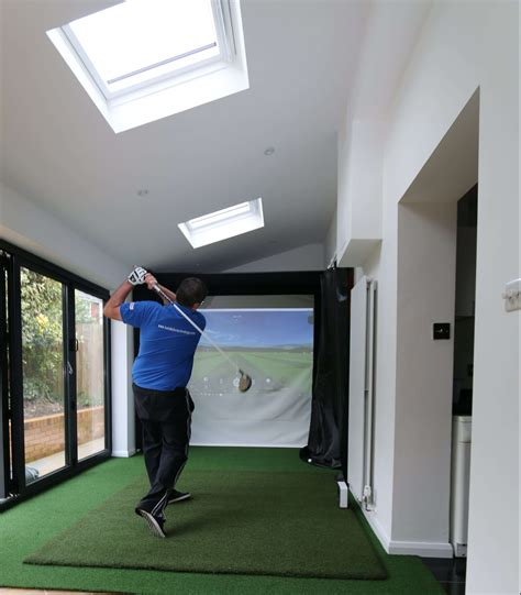 golf swing analysis software reviews home golf simulator enclosure golf swing systems
