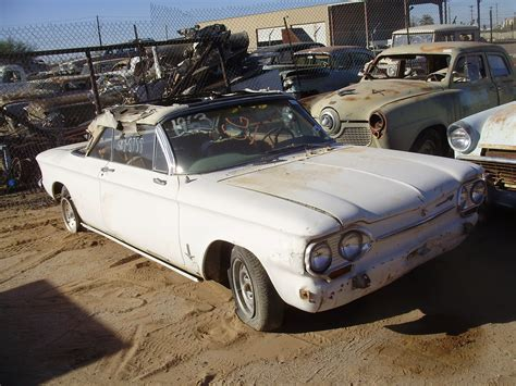 1963 Chevrolet Corvair (#63ch6480e)  Desert Valley Auto Parts
