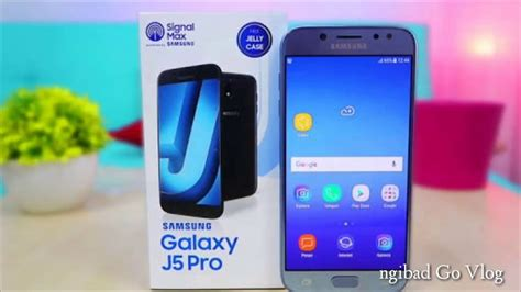 review spesifikasi dan harga samsung galaxy j5 pro indonesia youtube