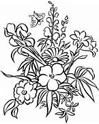 Free Flower Coloring P...