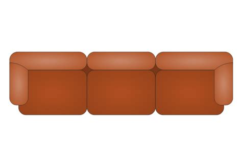 sofa set vector png sofas and chairs vector stencils library sofas and