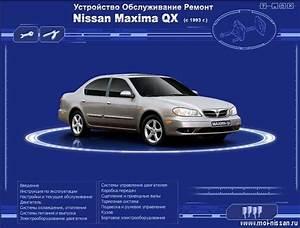 Nissan Cefiro A33 Service Manual