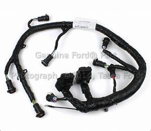 Oem Fuel Injector Wire Wiring Harness 2005