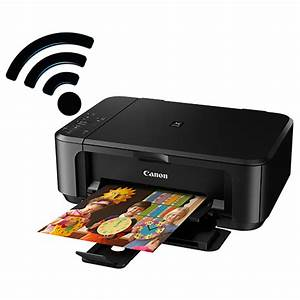 Printer Setup  How To Connect To A Canon Wireless Printer