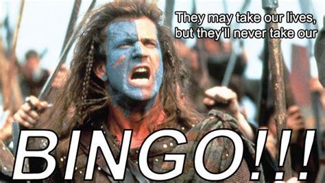 Bingo Memes - mock ramblings bingo memes