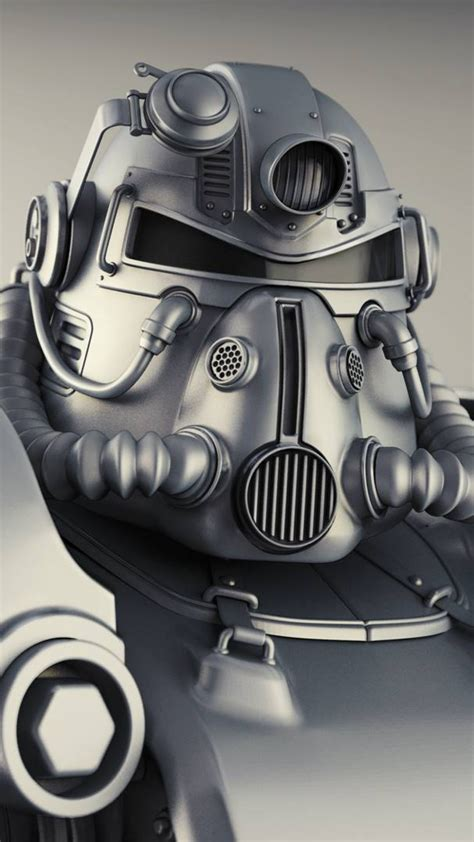 hd background fallout    power armor game character