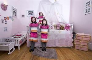 Chambre Fille 4 Ans : chambres d 39 ados habitats naturels ~ Teatrodelosmanantiales.com Idées de Décoration