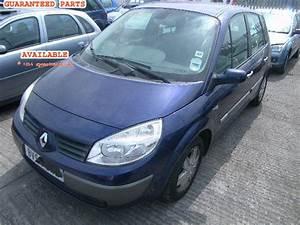 Renault Scenic 2004 : renault scenic breakers scenic auto dismantlers ~ Medecine-chirurgie-esthetiques.com Avis de Voitures
