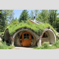 7 'hobbit Homes' Around The World  From The Grapevine