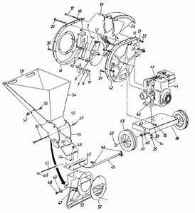 Craftsman Model 247797840 Chipper Shredder  Vacuum