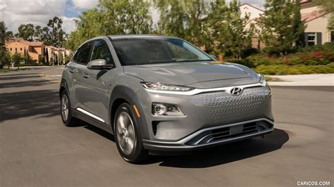 2019 Hyundai Kona Electric  Front  Hd Wallpaper #13