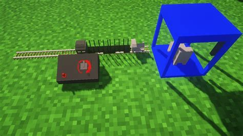 model trains update  minecraft mod review