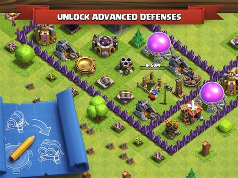 دانلود Clash Of Clans 1013411  آپدیت بازی آنلاین جنگ
