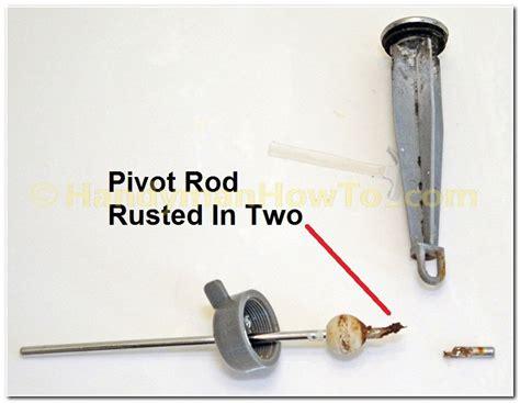 Bathroom Sink Drain Stopper Leaks-sink And Faucet