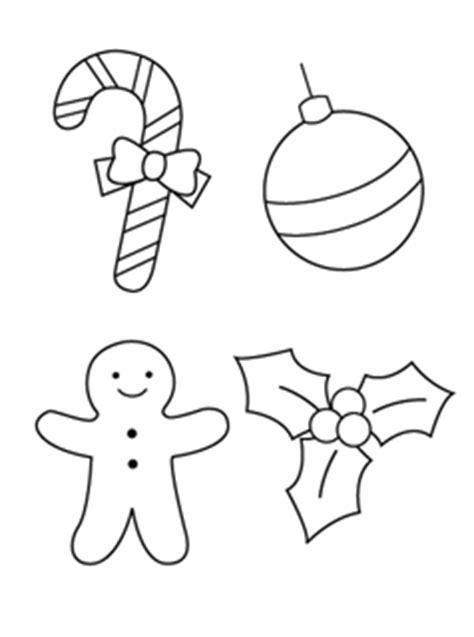 cheerful printable christmas ornaments kittybabylovecom