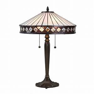 70935 fargo tiffany medium table lamp With tiffany fargo floor lamp