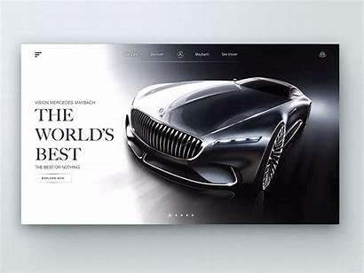 Vision Mercedes Maybach Dribbble Dribbblers Hello