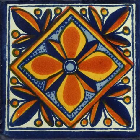Traditional Mexican Tile   Jessenia ? Mexican Tile Designs