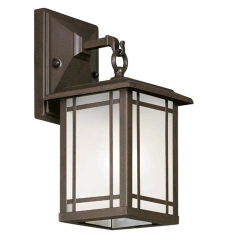 craftsman style exterior lighting 17 best images about prairie style on pinterest