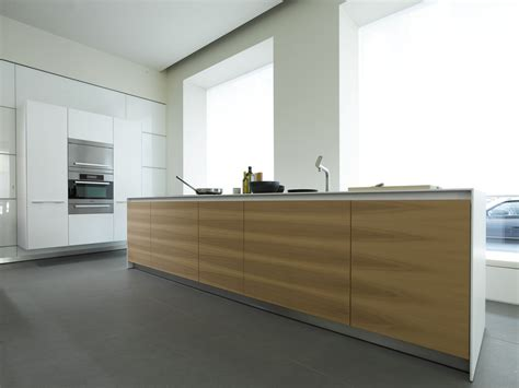 b3 wood veneer kitchen by bulthaup