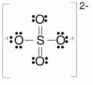 Drawn molecule so4 2 - Pencil and in color drawn molecule ...