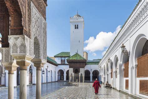 world oldest library   open  morocco  refurbishment