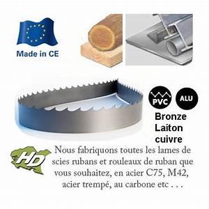 Lame De Scie A Ruban : lame de scie ruban carbone 1425x6 mm hd outillage ~ Melissatoandfro.com Idées de Décoration