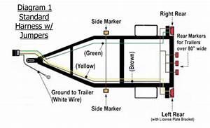 Wiring Diagram Utility Trailer