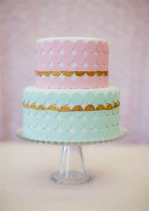 10 Do It Yourself Birthday Cakes For Little Girls