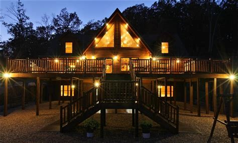 log cabin shenandoah valley view luray blue vrbo