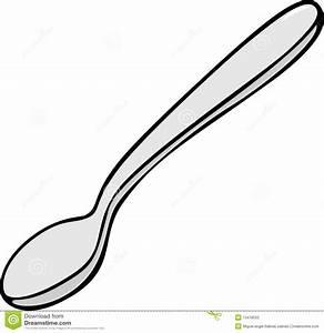 Spoon Vector Illustration Stock Photos - Image: 13478593