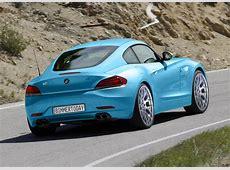 Neue Entwürfe zu BMW Z4 Coupé auf E89Basis im Stil des